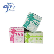 High absorbent individually wrapped sanitary napkin for lady