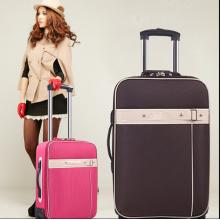 Venta caliente impermeable y duradero equipaje para viaje bolso de la carretilla