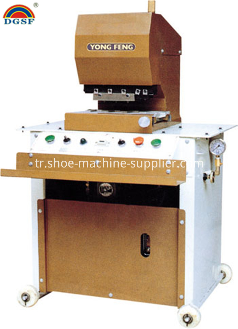 Leather Belt Punching Machine