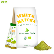 Extrait blanc de thé de fines herbes de Zero Calories de la meilleure vente de Zéro / poudre blanche organique de thé