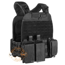 tactical vest for tactical hunting airsoft with Quick Release System can be with bulletproof TAC-TEX panel or plates carrier