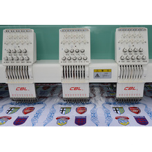CBL 8 heads flat computer embroidery machine