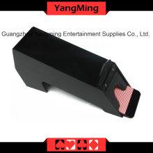 Акриловые черные ботинки дилера покера (YM-DS03)