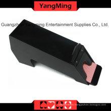 Acrylic Black Dealer Poker Shoes (YM-DS03)