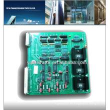 Tablero del elevador, placa del circuito del elevador, placa de circuito llevada