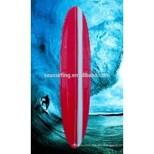 Venta caliente barato tabla de surf / tabla de surf larga hecha en china