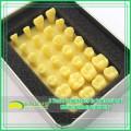 TOOTH05 (12574) 1.2x lebensgroßes Crown-Carving-Verfahren mit leicht zu tragenden Aluminiumdosen