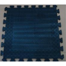 Gym Interlocking Rubber Tiles, Gym Antislip Rubber Mat