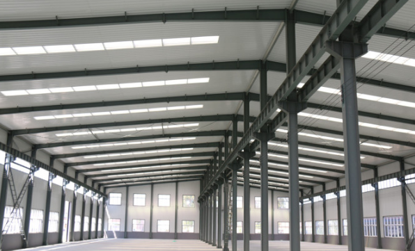 Steel Structure Prefabricated Pig House