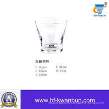 Machine Blow Glass Cup High Quality Glassware Tableware Kb-Hn01033