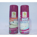 2013high quality super bowl cleaner aerosol cleaner