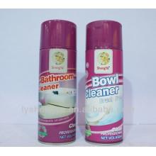 Limpiador estupendo del aerosol del limpiador del tazón de fuente 2013high de la calidad