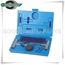 27 PCS Tubeless Tubeless Tire Kit de réparation de crevaison Outils d'insertion de pneu