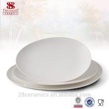 Keramische Geschirr des Großverkaufs chaozhou, handgemachte keramische Platten