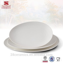 Wholesale chaozhou ceramic table ware, hand made ceramic plates