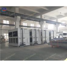 110 Ton Closed Circuit Cross Flow GHM-110 Nicht runder Kühlturm für Air Compres Hersteller