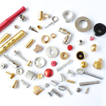 High Precision Custom CNC Machining Aluminum/Steel/Copper/Brass Parts OEM & ODM Service Milling CNC Machined Aluminium Parts