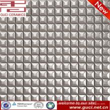 producto de la venta caliente precio de mosaico de mosaico de acero inoxidable trapecio barato