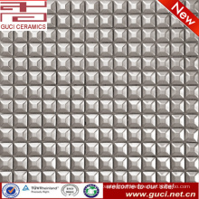 hot sale product cheap Trapezoid stainless steel mosaic tile price