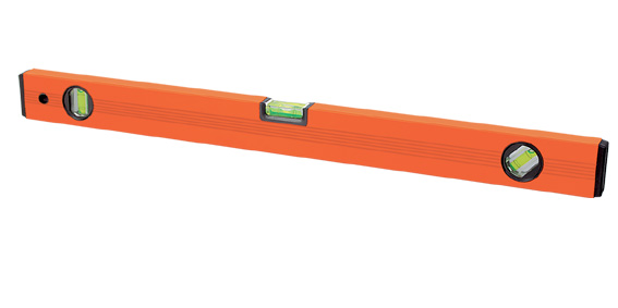 Precision Ribbed Spirit Level