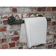 "HAND TOWEL RAIL Industrial 3/4"" pipe fitting"
