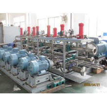 Motor Drive Hydraulic Pump Station For Sea Drilling Platfor