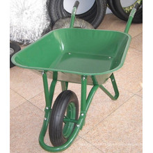 Wheel Barrow(WB6400) Pneumatic wheel