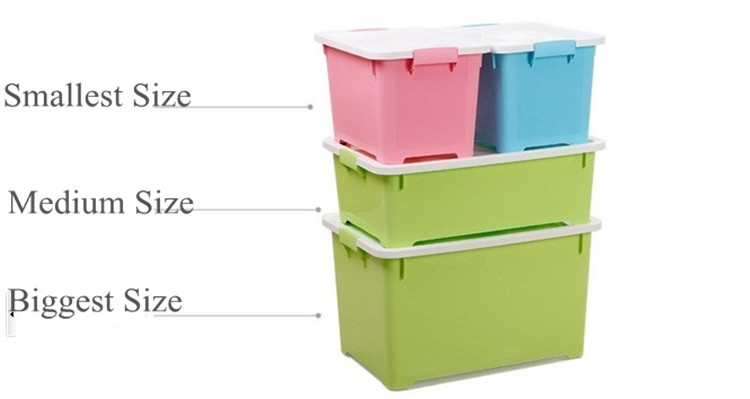 Large Size Storage Totes