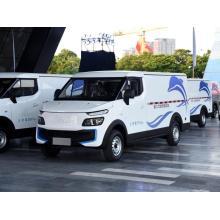 Large space electric cargo van