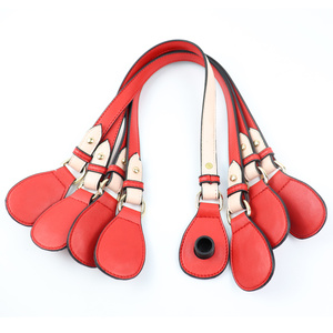 Custom Fashion O Bag PU handle With Screws
