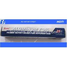 25 SQFT, kitchen use, aluminium foil