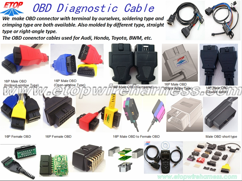 Obd2 Connectors