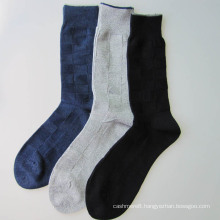 Mens Cotton Dress Business Crew Socks (MA045)
