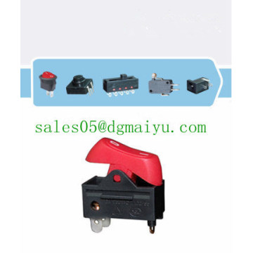 8-10A 250V AC 2position RS Springboard Button Switch RS-119