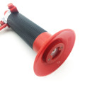 Gas nachfüllbar Red Flamethrower Metall Zigarettenanzünder (ES-TL-009)