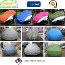Защищенная от ультрафиолетовых лучей 100% полиэфирная тафта для автомобильной обложки с водонепроницаемой