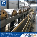 Bitumen waterproof membrane production line machinery