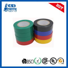 5m/10m/ 20m length tape pvc insulation for south American