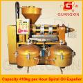 Expansor de óleo de pressão de semente automática 10tons por dia Yzlxq140