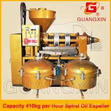 Expulseur automatique d'huile de presse de graine 10tons par jour Yzlxq140
