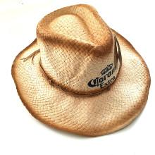 Chapéu de palha de moda para o verão