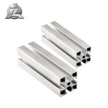 30x30 6063 t5 anodized extruded aluminum t slot rail profile