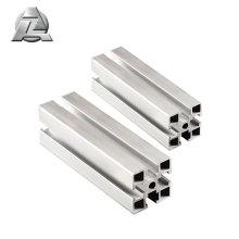 30x30 6063 t5 anodized extruded aluminum t slot rail profile
