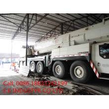 Used Germany Hydraulic Liebhe Construction Machinery 300ton Truck Crane (LTM1300-6.1)