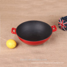 colors iron non stick cookware