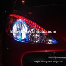 Водонепроницаемый 335 светодиодные полосы RGB гибкие светодиодные декоративные светодиодные светодиодные полосы