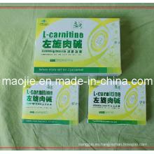 Yixiu L-carnitina que adelgaza la cápsula de pérdida de peso, adelgazar rápido