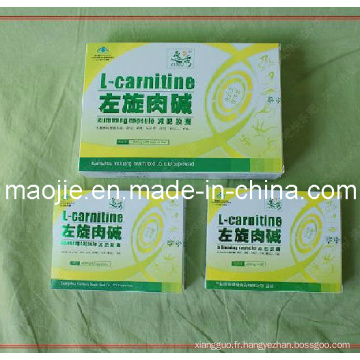 Yixiu L-Carnitine amincissant la Capsule de perte de poids, mincir rapidement