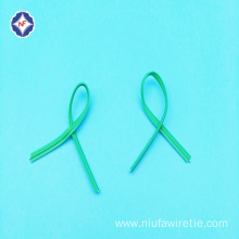 Plastic Tin Tie For Electric Wire Binding