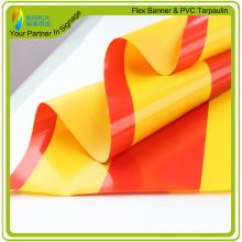 Laminiertes PVC-Planen-wasserdichtes Gewebe
